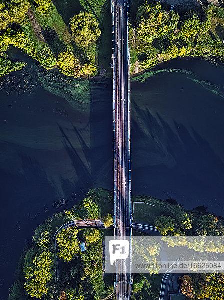Bridge over Kotorosl river