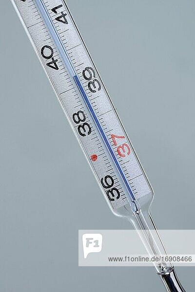 Fieberthermometer  Quecksilberthermometer  Deutschland  Europa