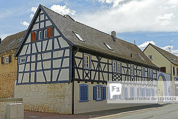 Gebäude  historisch