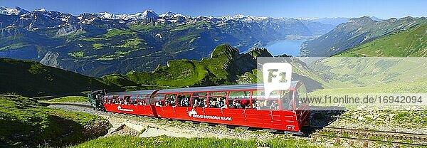 Brienzer Rothorn  Schweiz  Europa