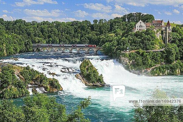 Rheinfall  Schweiz  Europa