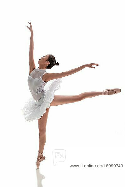 Tanz Ballett junge Frau