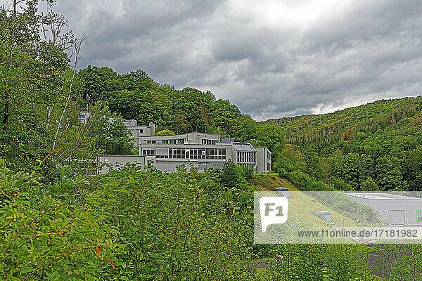 Radioteleskop Effelsberg  Radioobservatorium