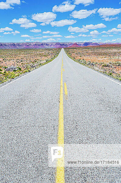 Highway  Utah  United States of America  North America