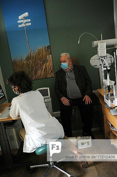 Ophthalmologische Praxis