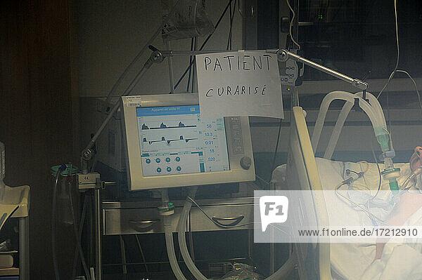 Medical intensive care unit
