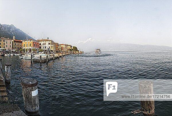 Landschaft; Italien; Brescia  Lombardei  Lombardia  Lago Di Garda  Gardasee  Gagnano  Landscape; Italy; Europe; Garda Lake