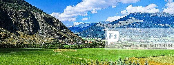 Landschaft; Europa; Italien; Suedtirol  Provinz Bozen  Meran  Vinschgau  Obervinschgau  Mals  landscape; europa; italia; Italy  South Tyrol  Alto Adige Provincia di Bolzano  Alta Val Venosta  Malles