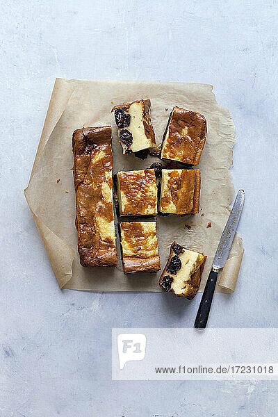 Far Breton (Kuchen mit Backpflaumen  Frankreich)