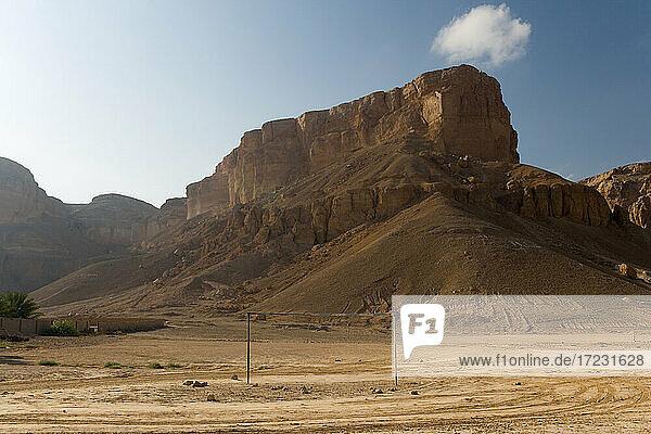 Tarim in Wadi Hadhramaut of South Yemen  the Arabian Peninsula