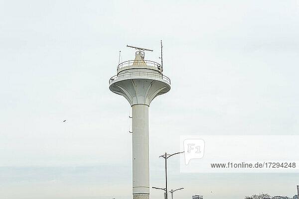 Bogaz Trafik Sinyalizasyon Kulesi communications tower