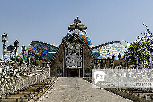 Sufi Shrine of Shaykh Maruf Karkhi  Baghdad  Iraq  Middle East