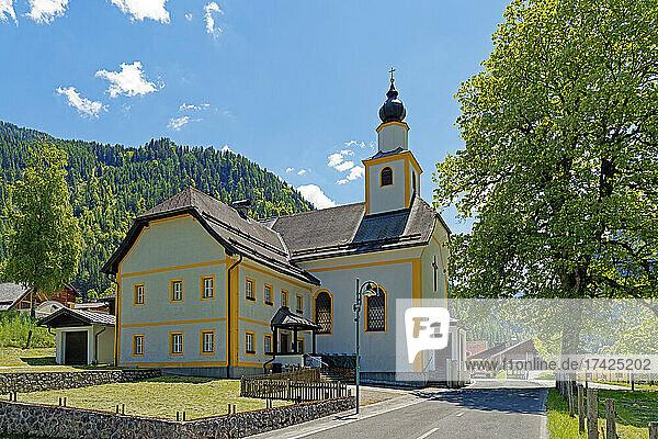 Pfarrkirche Untertauern