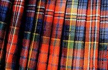 Schottischen kilt