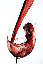 Glas,eingießen,einschenken,Rotwein