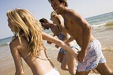 Strand,rennen,2