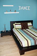 Schlafzimmer,Innenaufnahme