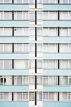 hoch,oben,Gebäude,aufwärts,Nachbarschaft