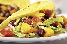 Tacos mit Chili con Carne
