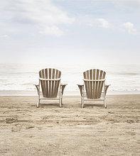 leer ,Stuhl ,Strand ,Sand ,2