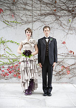Braut ,Bräutigam ,Glamour