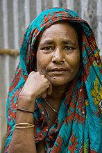 Frau ,Bangladesh