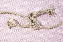 Seil, Tau ,binden