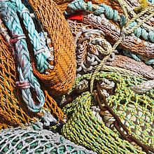 Seil, Tau ,Netz ,angeln