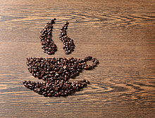 Kaffeebohne,Tasse,Bohne