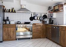 Küche,flach,Penthouse