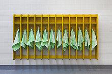 Wäscheständer,Kindergarten,Handtuch,Estland