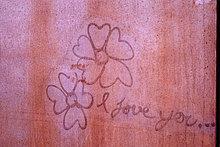Liebe,Wand,Graffiti