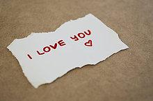 Papier,Liebe,schreiben,Tuch