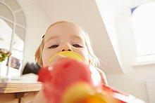 Spielzeug,Close-up,spielen,Trompete