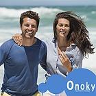 Couple Beach break 3